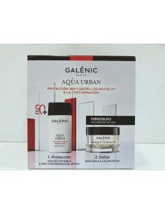 GALENIC PACK AQUA URBAN 50+...